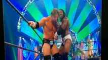 King Booker vs Triple H Summerslam 2007 highlights