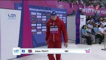 finale 50m brasse H - CHE 2016 natation