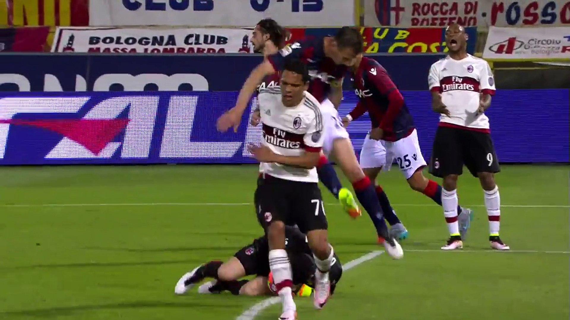 Bologna-AC Milan 0-1 AC Milan Official