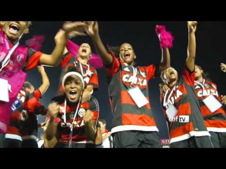 Brasileirão Feminino 2016 - Flamengo Campeão