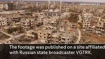 After Years Of War Syria Become Crumbling And Deserted