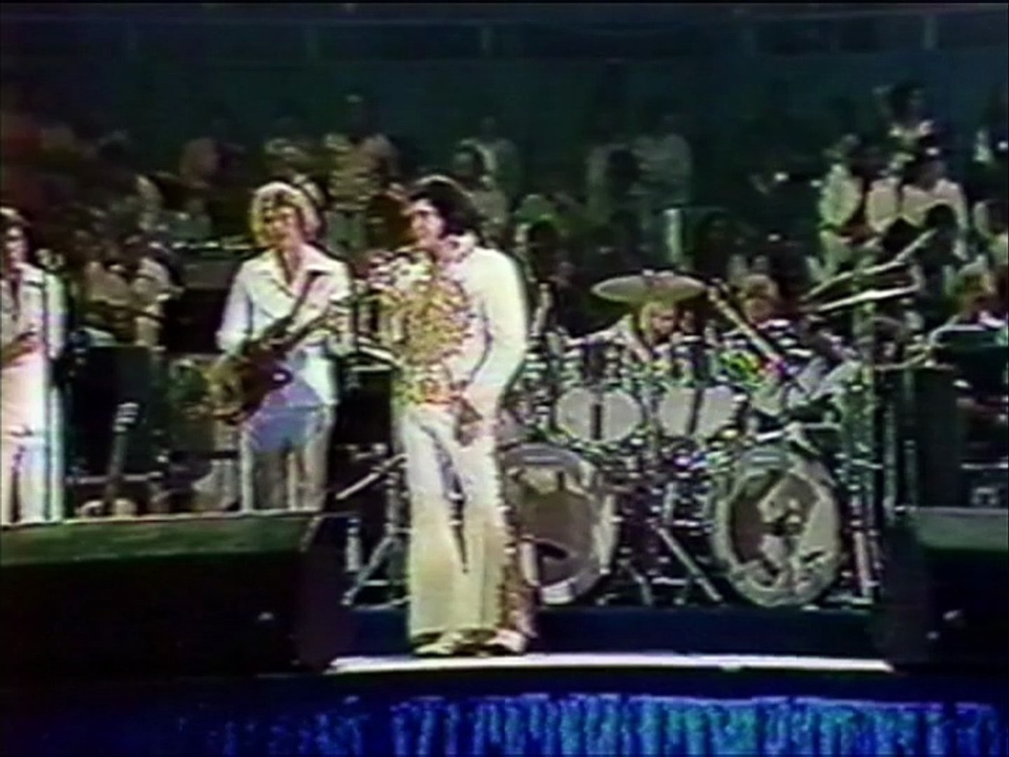 Elvis Presley - And I Love You So (19/06/77) with video footage and new audio