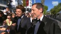 Kev Adams et Gad ElMaleh - Montée des Marches par Laurent Weil - Cannes 2016 - CANAL+