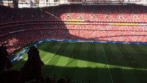 'TRI-CAMPEÃO!' Benfica 4-1 Nacional (Festa do #35) - Estádio da Luz