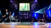 Swipe vs Lafty | 1/8 Hip Hop Pro | Explosion Battle 2016 City vs City