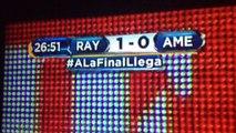 Gol de Rayados de Monterrey, Semifinal Vuelta Clausura 2016 Minuto 26  1-0