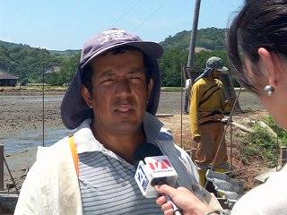 Juan Oliver, especialista en bioconstrucción desde Pedernales