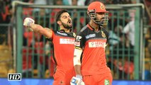 IPL 9 RCB vs DD Bangalore Reaches Play Off Beat Delhi By 6 Wickets