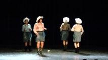 Tush Push   Country Handi Danse   Concours National Handidanse   22 mai 2013