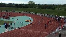 400m haies féminin finale Interclubs N1A 2016 à Dijon