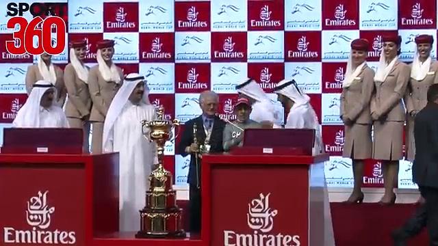 California Chrome wins Dubai World Cup 2016