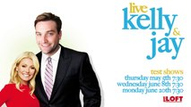 LIVE with Kelly and Jay Show - Promo