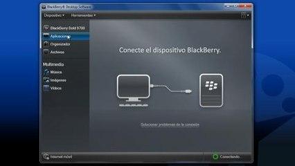 Cómo instalar un programa en una Blackberry
