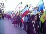 22 bahman(2010)-supporters of Mojahedin-Westwood, Ca USA