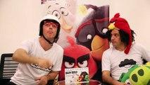 Angry Birds O Filme Irmãos Piologo 12 de maio nos cinemas