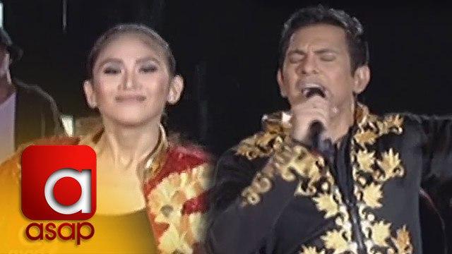 ASAP: Sarah G and Gary V's Michael Jackson performance