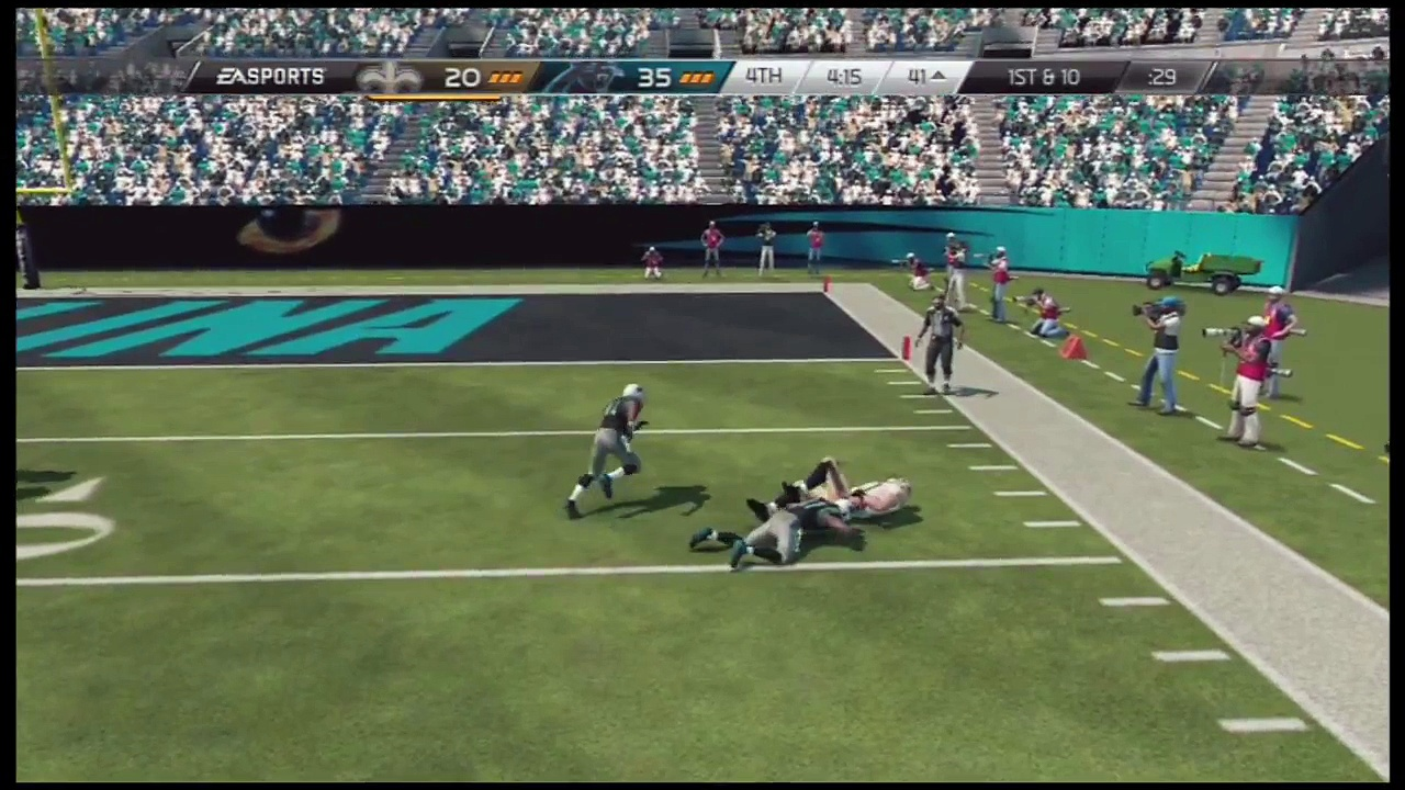 Madden NFL 25 – Jimmy Graham Highlights – Madden NFL 25 Montage