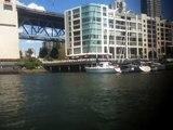 Taking the False Creek Ferry 2012-05-26