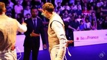 Reportage championnat France Fleuret 2016 bourg la Reine
