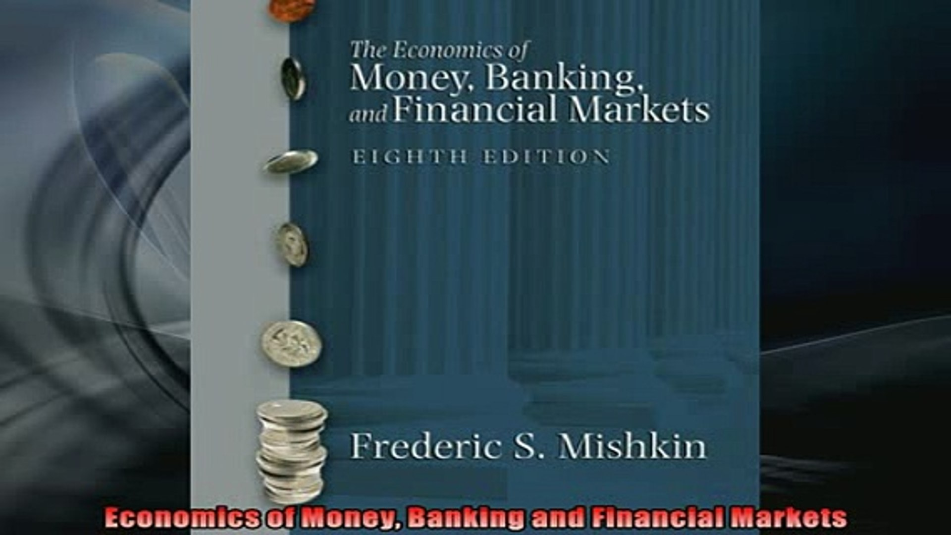 READ book  Economics of Money Banking and Financial Markets  FREE BOOOK ONLINE