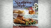 READ book  Southern Style Diabetes Cooking Full EBook