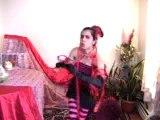 "Scottish Girl comic recital - ""The Little Red Guitar"""