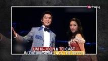 "Showbiz Korea _ UM KI-JOON & TEI CAST IN THE MUSICAL ""JACK THE RIPPER"""