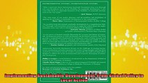 FREE DOWNLOAD  Implementing Sustainable Development From Global Policy to Local Action  DOWNLOAD ONLINE