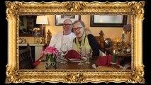 A'Gueter : Baeckeoffe et omble au sorbet de concombre