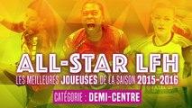 All star LFH 2015-2016 - Nominées Demi-centre
