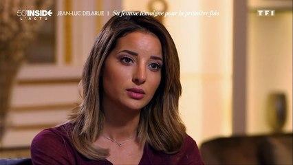Anissa Delarue évoque les derniers instants de Jean-Luc