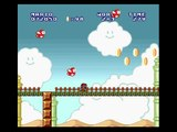 [1] Super Mario - Peixinhos voadores infernais.