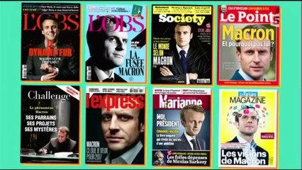 2017: les journalistes sont-ils atteints de Macronite ?