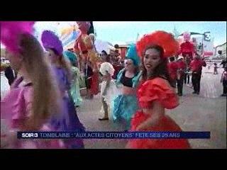 Soir 3 du 22.05.2016 - Festival Aux Actes Citoyens