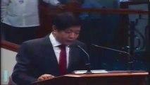 Marcos calls for the immediate proclamation of presumptive president Rodrigo Duterte
