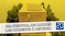 Festival de Cannes: Ce qu'il faut retenir de cette 69ème édition