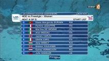 séries 400m NL F - ChE 2016 natation (Lesaffre)