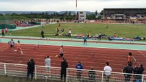 400m haies masculin Finale interclubs N1A 2016 série 1