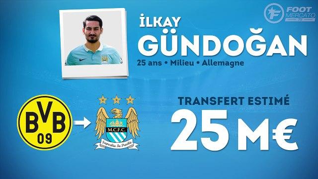 Officiel : Gundogan s'engage avec Manchester City !