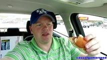 Reed Reviews Burger King Whooper Dog