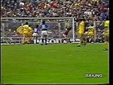1984/85, (Verona), Sampdoria - Verona 1-1 (24)