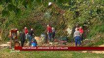 Patrimoine : Restauration du jardin médiéval de Belleroche