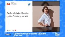 Ophélie Meunier quitte Canal + pour M6 : qu'en disent les internautes ?