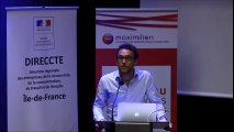 Pitch de DAWEX lors de la 4ème rencontre Openmap Numériques le 12 mai 2016