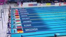 demi-finales 200m papillon F - ChE 2016 natation
