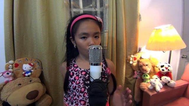 Stone Cold - Demi Lovato Cover by Bernice Shane Quirante Sabino 10 years old