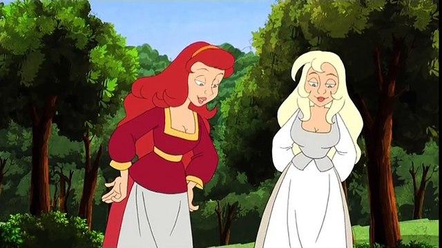Blanche-Neige & Rose-Rouge - Simsala Grimm HD   Dessin animé des contes de Grimm