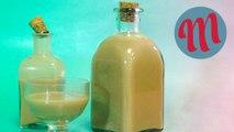 Cómo hacer crema de orujo casera