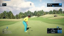 Oakmont hole in one fast conditions