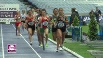 Finale F 800 m (Victoire de Clarisse Moh en 2'04''38)